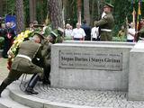Мемориал на месте гибели С.Дарюса и С.Гиренаса