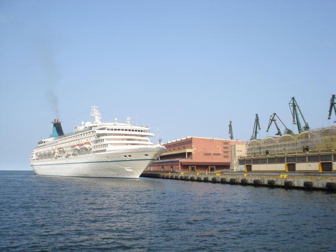 R.Celencevičiaus nuotr./Gdynia Port