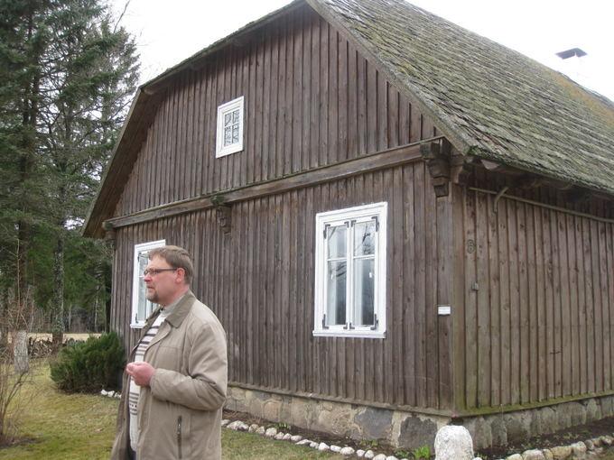 Sandros Andriūnaitės nuotr./Stepono Dariaus tėviakė