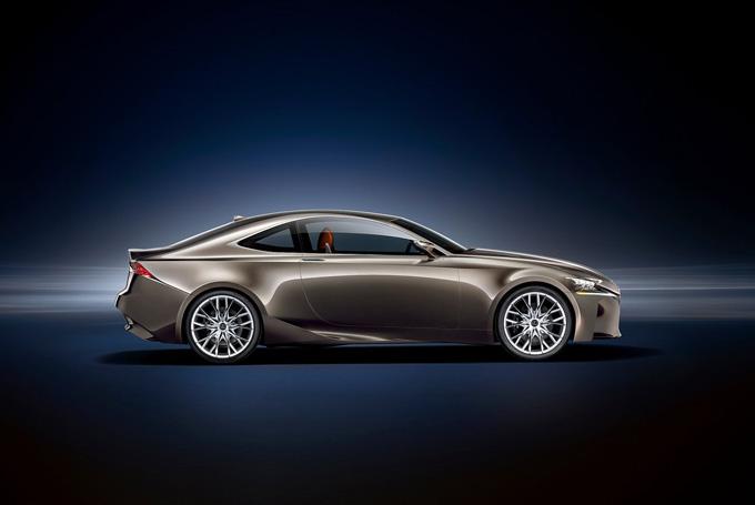 "Koncepcinis ""Lexus LF-CC"""