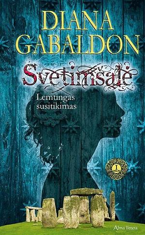"Dianos Gabaldon knyga ""Svetimšalė"""