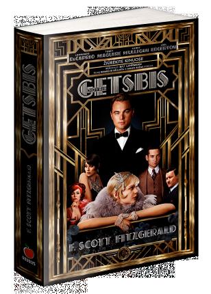 "F. Scotto Fitzgeraldo knyga ""Didysis Getsbis"""