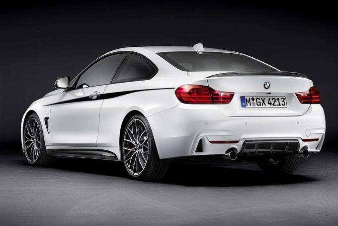 BMW nuotr./4 serijos BMW su M Performance paketu