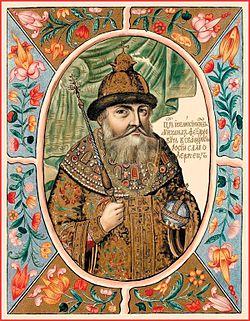 Caras Aleksejus Michailovičius įsikūrė Lukiškėse pastatytoje palapinėje