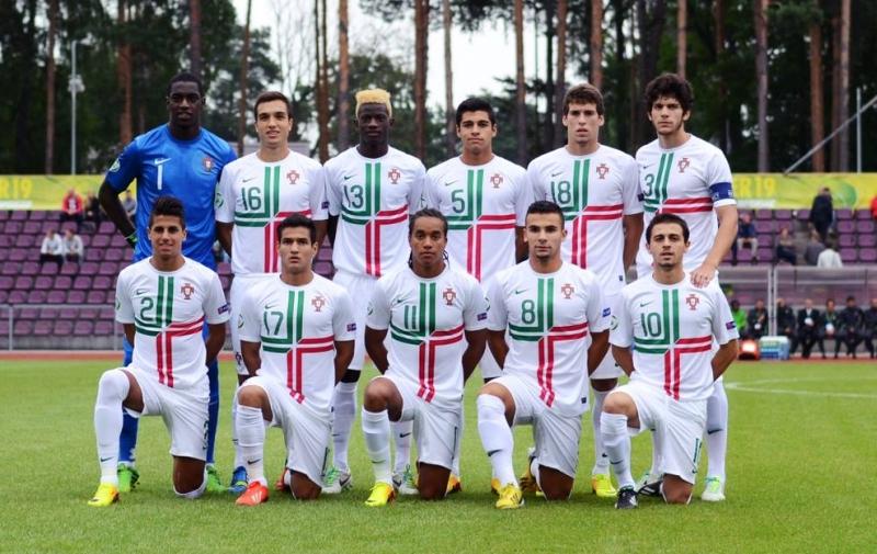 Portugalijos U-19 futbolo rinktinė