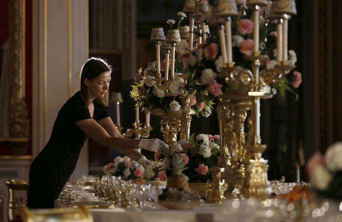 """Reuters""/""Scanpix"" nuotr./Karalienės Elizabeth II karūnavimo paroda"