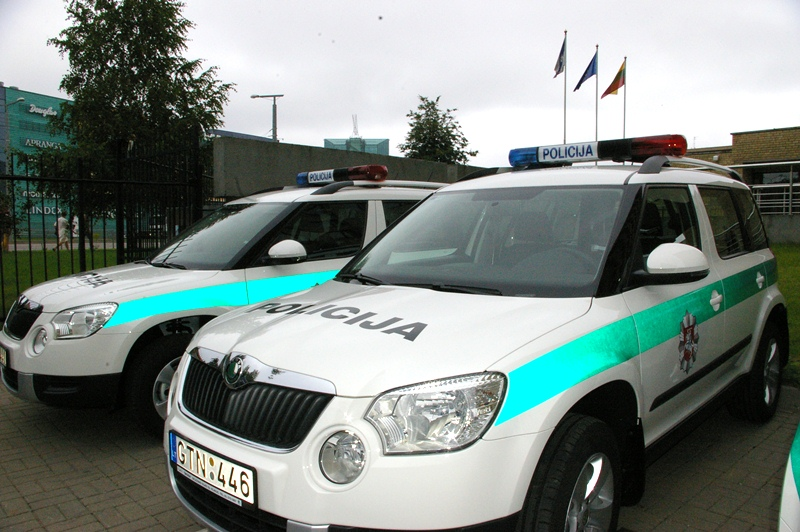 """""""Škoda Yeti"""""""
