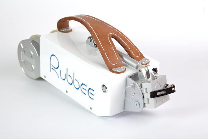 Eelktrinis dviračio variklis Rubbee