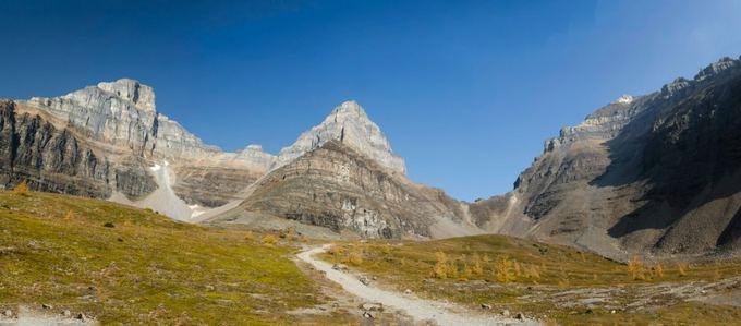 L.Pamparaitės nuotr./Žygis į Kanados kalnus