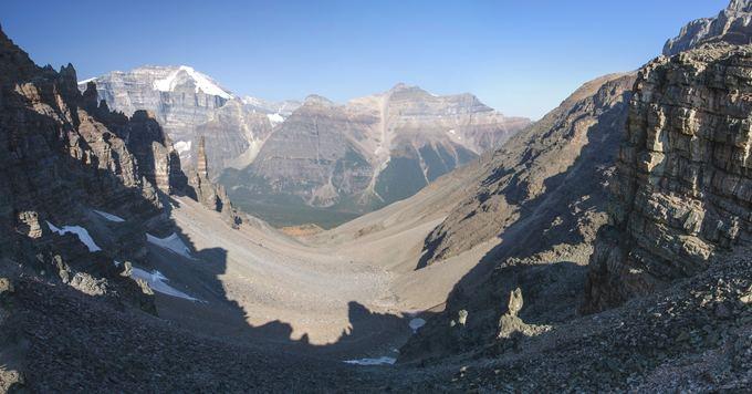 L.Pamparaitės nuotr./Panorama kanados kalnuose