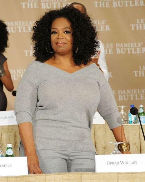Scanpix nuotr. / Pokalbių laidų vedėja Oprah Winfrey