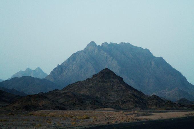 Evelinos ir Karolio nuotr./Magiaki kalnai