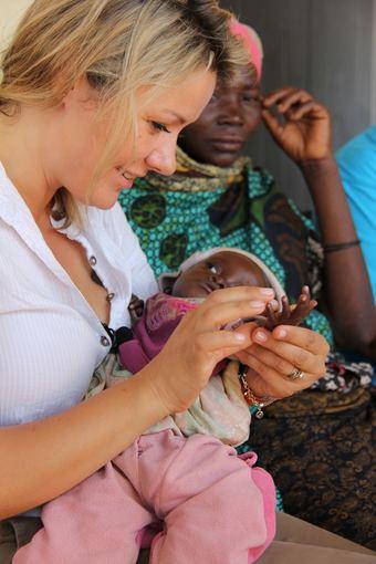 UNICEF nuotr./Beata Nicholson Tanzanijoje