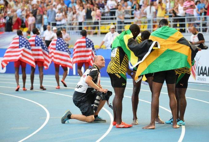 Jamaikos bėgikai