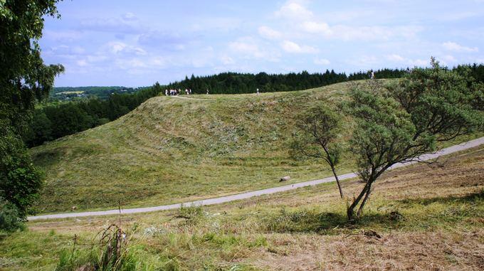 Kartenos Piliakalnis Salantu Regioninis Parkas.Salantų Kraste Akmenų Karalystėje 2 Ant Kartenos