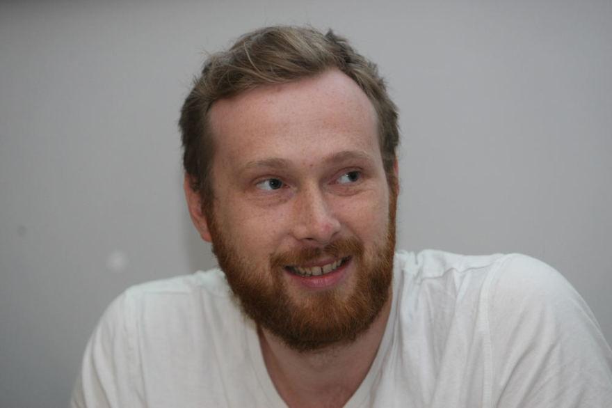 Juliaus Kalinsko/15min.lt nuotr./Režisierius Paulius Ignatavičius