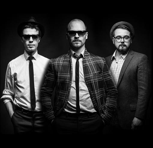 """Vytauto Dranginio nuotr./""""Eilinis Elitas"""": Dmitrijus Golovanovas, Audrius Bružas ir Kirilas Glušajevas"""