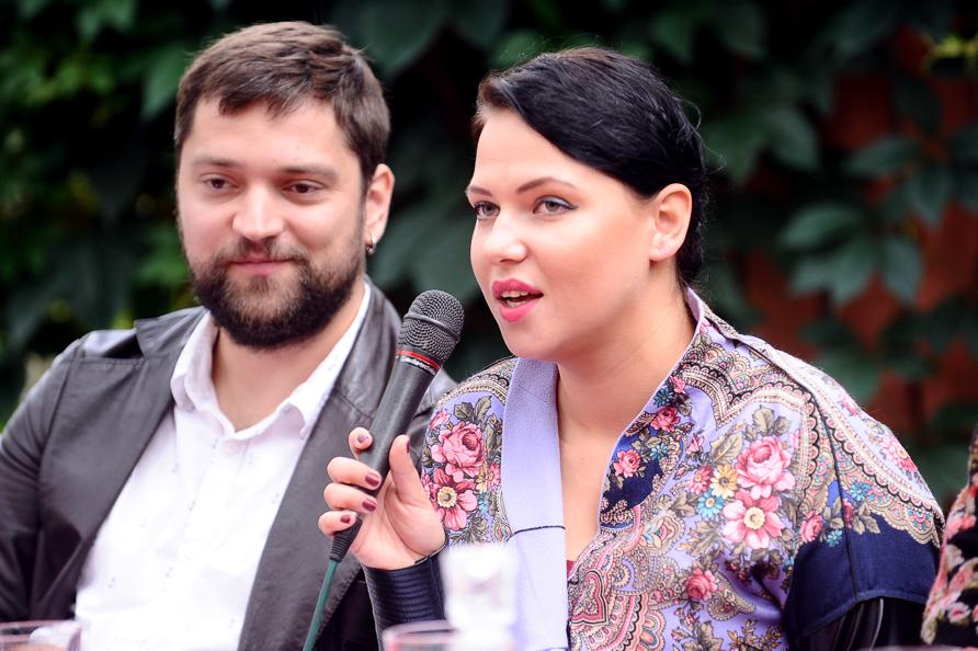 Leonas Somovas ir Justė Arlauskaitė-Jazzu