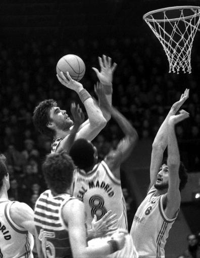 Alfredo Pliadžio nuotr./Arvydas Sabonis – 1986 m.