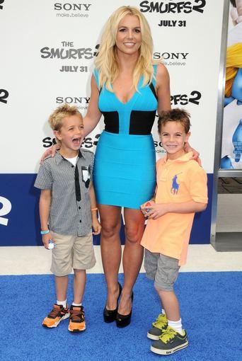 Britney Spears sūnus Jaydenas Jamesas švenčia septintąjį gimtadienį