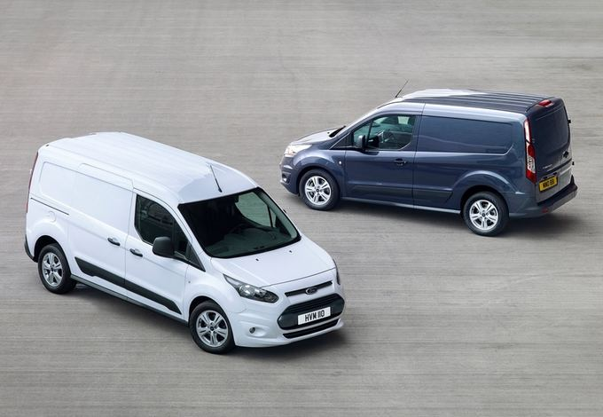 (Ford nuotr.)/Ford Transit Connect