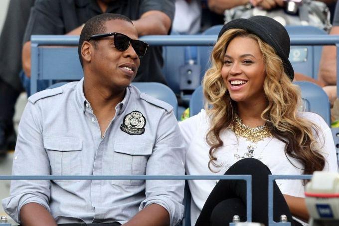 "AFP/""Scanpix"" nuotr./Beyonce ir Jay-Z"