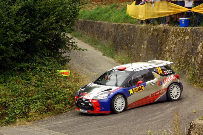 Mindaugo Gražio nuotr./Lietuvių apsilankymas WRC etape ADAC Rallye Deutschland