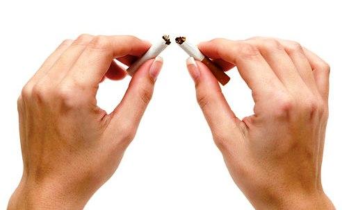 Metus rūkyti reikia keisti ir gyvenimo įpročius