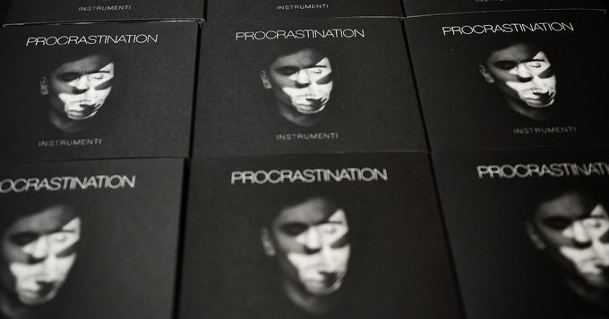 Grupės archyvo nuotr./Albumo Procrastination virselis