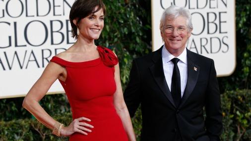 Ричард Гир разводится после 11 лет брака
