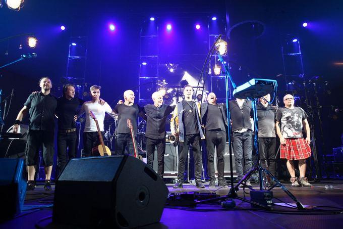 Algirdo Venskaus nuotr./Andriaus Mamontovo ir grupės Foje koncertas Klaipėdoje
