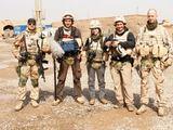 bloodtypemovie.com nuotr./Filmo kūrybinė komanda Afganistane