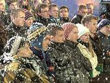 """TV3 nuotr./Sniegas laidoje """"Kvieskite daktarą!"""""""