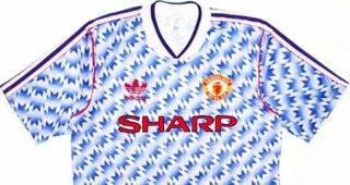 "sport.es nuotr./1990-1991 m. ""Manchester United"""