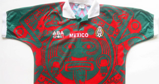 sport.es nuotr./1997-1998 m. Meksikos rinktinė