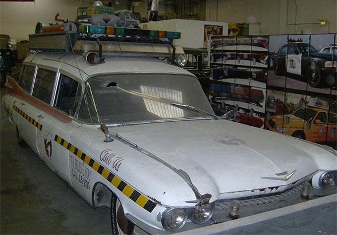 ecto-1a.gbfans.com nuotr./Cadillac Miller-Meteor Ecto-1a
