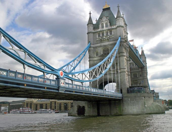 Fotolia nuotr. / Londono tiltas