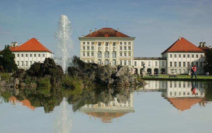 Fotolia nuotr. / Nymphenburg pilis Miunchene