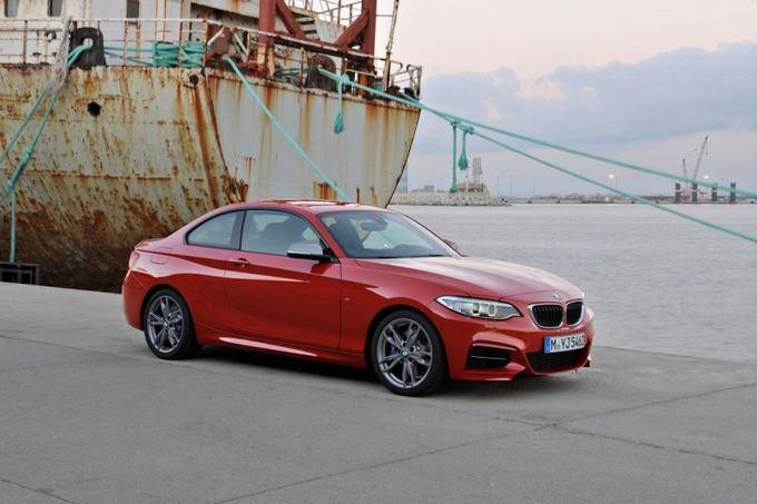 BMW nuotr./BMW M235i