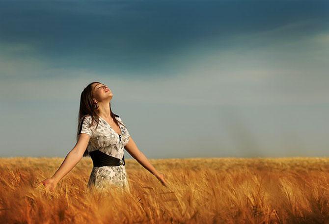 Pajusti laimę taip paprasta