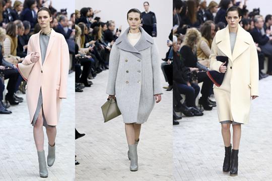 """Scanpix"" nuotr./Céline 2013/2014 rudens/žiemos modeliai."