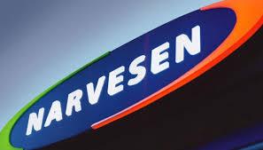 """""""Narvesen"""" logo"""