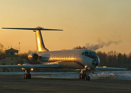 Rusijos gynybos ministerijos nuotr./Tu-134A
