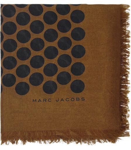 Marc Jacobs kašmyro šalikas iš the outnet.com.