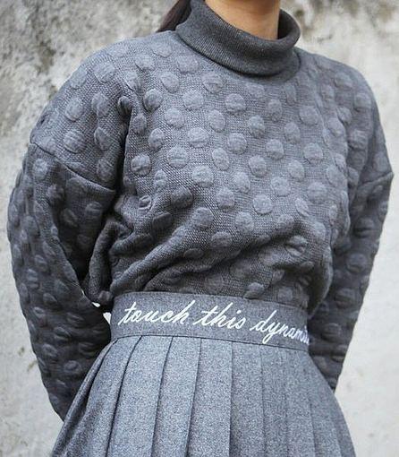 Megztinis iš modekungen.com.