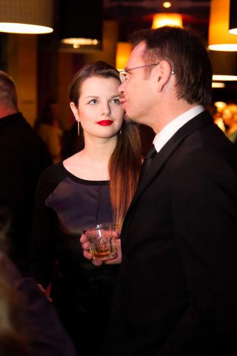Marijonas Mikutavičius ir Gabrielė Martirosianaitė