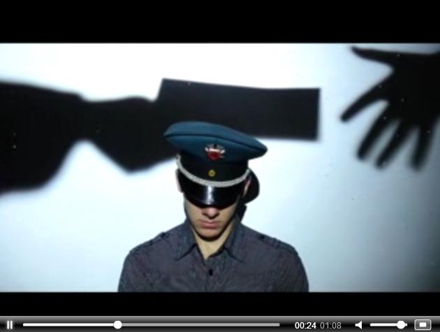 Antikorupcinio klipo herojus