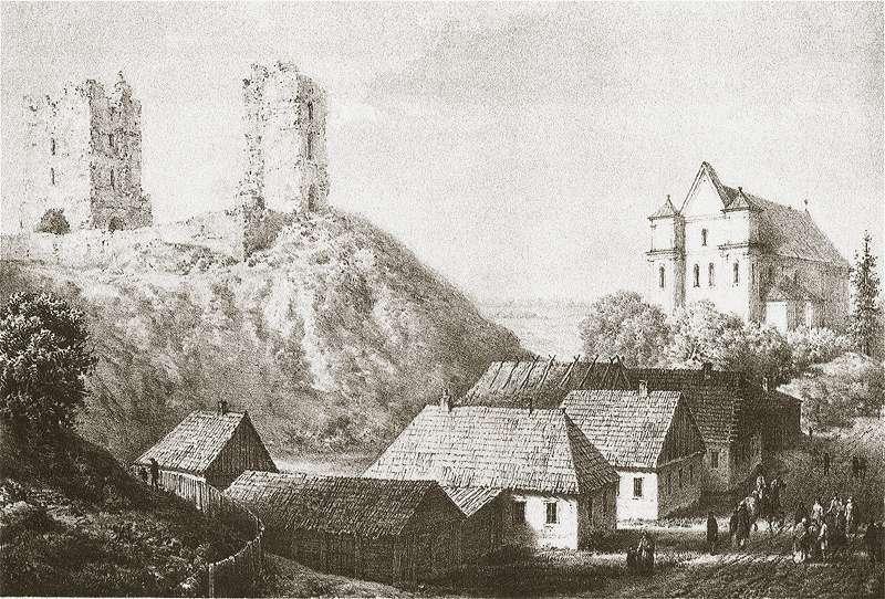 Tokį Naugarduką pavaizdavo Napoleonas Orda