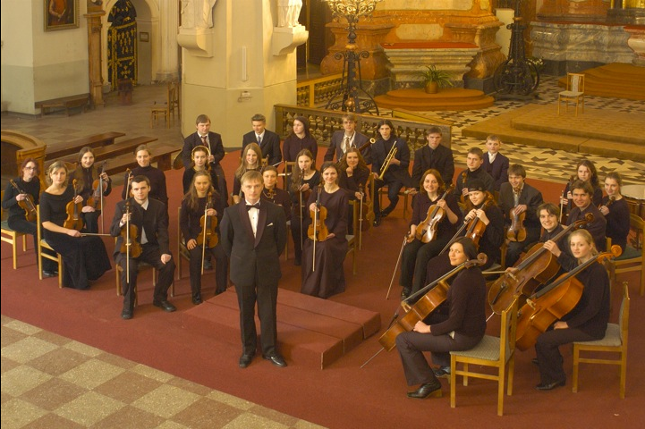 M.K.Čiurlionio menų mokyklos simfoninis orkestras
