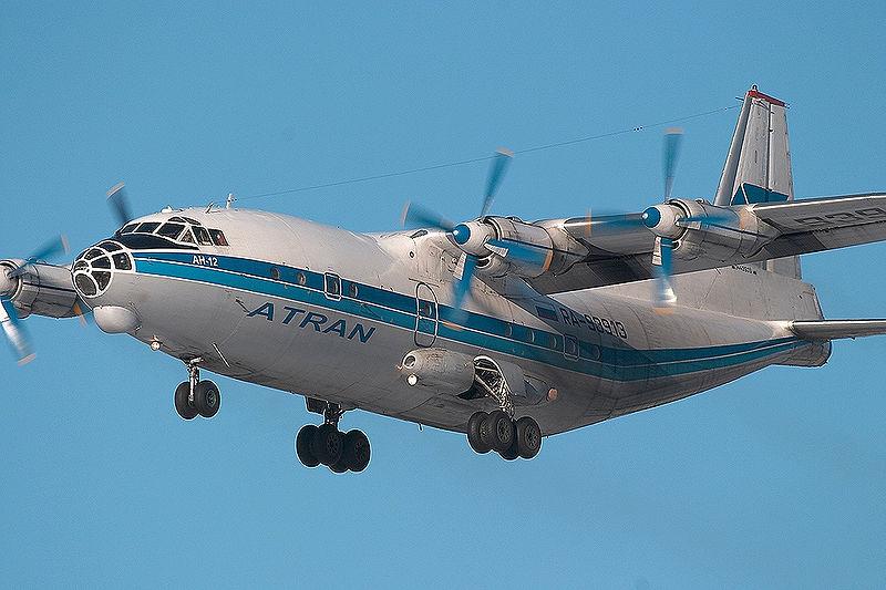 """Lėktuvas """"Antonov An-12"""""""